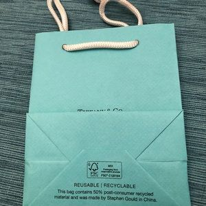 Tiffany & Co. Party Supplies - Tiffany Gift Packaging